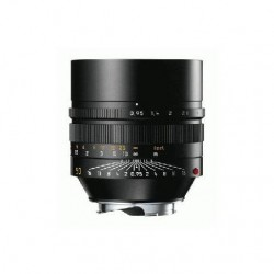 Leica 50mm f0.95 Noctilux-M ASPHERICAL BLACK LENS (6 BIT)