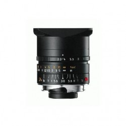 Leica 24mm f3.8 Elmar -M ASPHERICAL BLACK LENS (6 BIT)