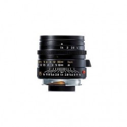 Leica 35mm f1.4 Summilux - M ASPH BLACK LENS (6 BIT) 11663