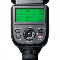 Phottix Mitros+ TTL Transceiver Flash for Canon