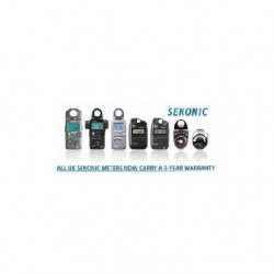Sekonic 5 Year UK Warranty