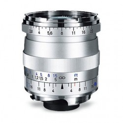 Zeiss ZM 21mm f2.8 Biogon - Silver
