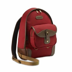 Billingham Rucksack 35 Burgundy.Chocolate
