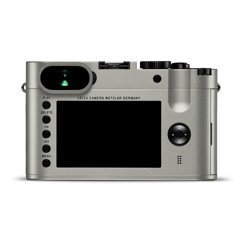 Leica Q Titanium Grey Lacquered camera