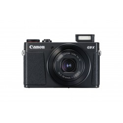 Canon PowerShot G9X Mark II Black camera