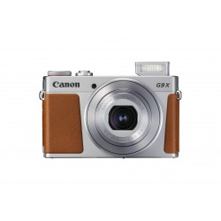 Canon PowerShot G9X Mark II Silver camera