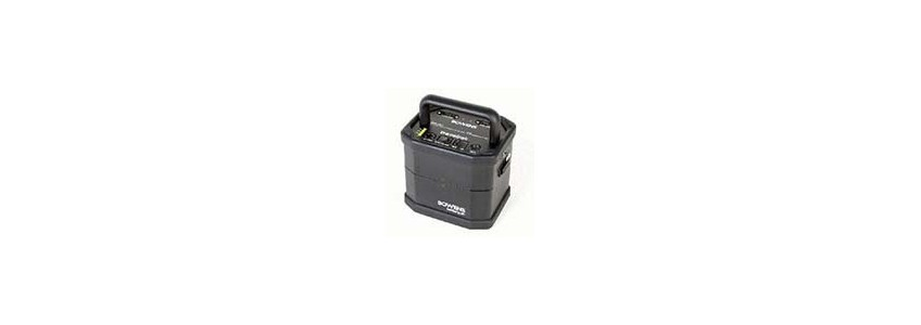Bowens Travel Pak Batteries
