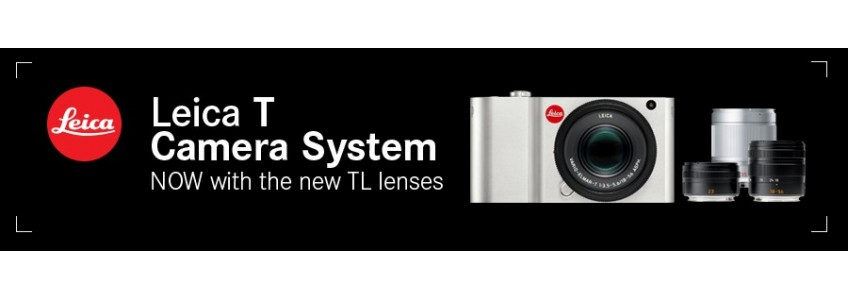 Leica T Camera System