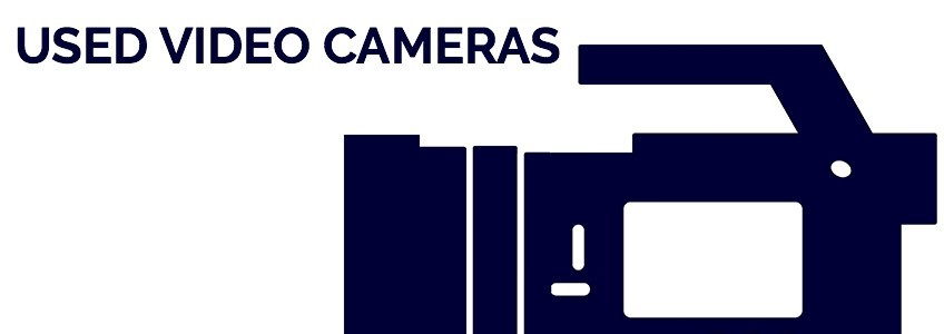 Used Video Cameras