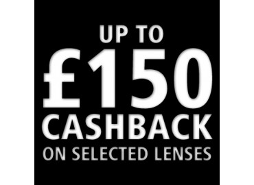 2 Years Interest Free Credit on selected Canon Lenses