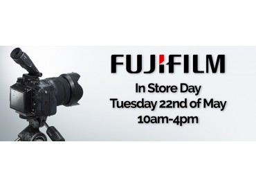 Fuji Touch and Try Day!