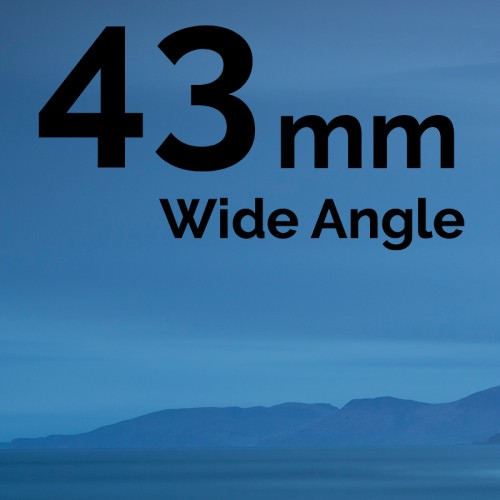 Lee 43mm Wide Angle Adapter Ring for 100mm system