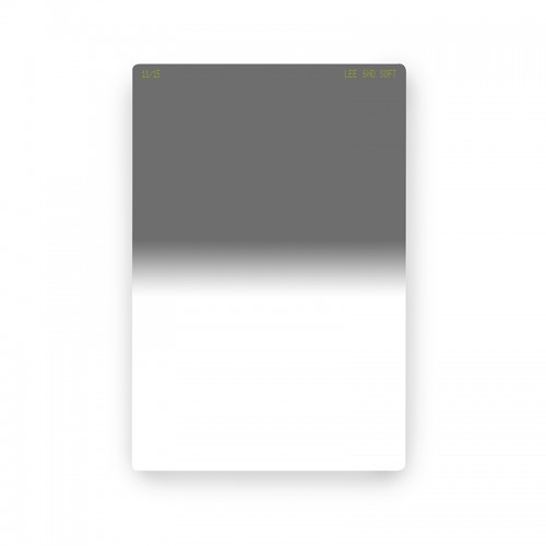 Lee Filters 0.6 Soft ND Graduated Filter 100x150mm