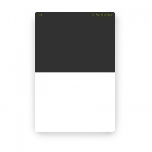Lee Filters 0.9 Very Hard ND Graduated Filter 100x150MM