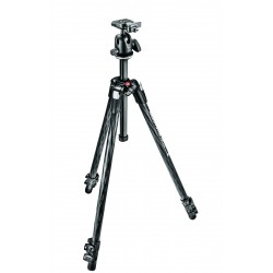 Manfrotto 290 Xtra Carbon Kit, CF 3 sec. tripod with ball head