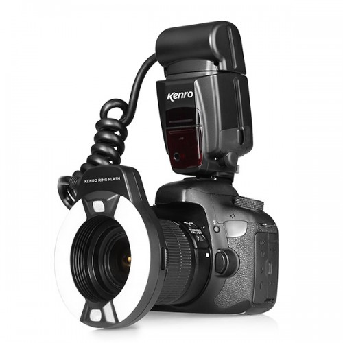 Kenro Macro Ring Flash (Canon fit)