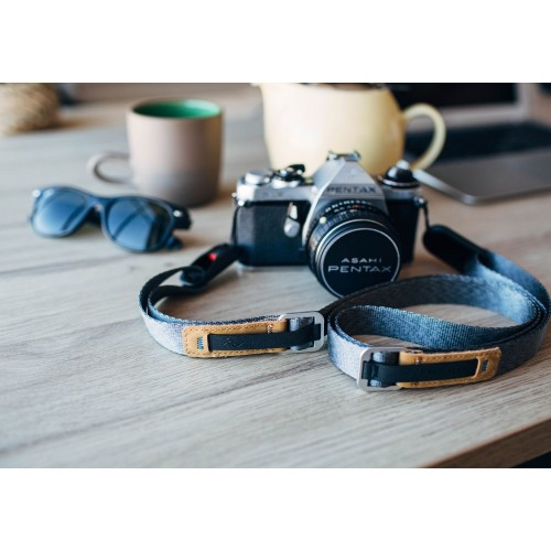 Peak Design Leash - Ash - Quick-connecting versatile camera strap