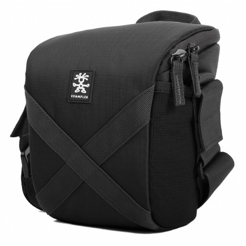 Crumpler Quick Delight Toploader 300 dull black