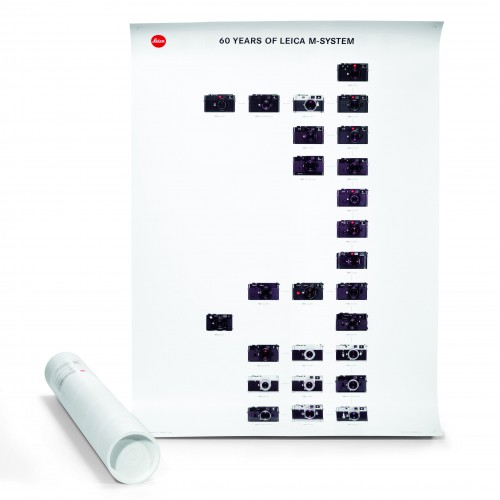 Leica 100 Year Family Tree Poster 94053