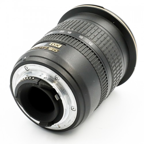 Used Nikon AF-S 12-24mm f4G DX IF-ED lens