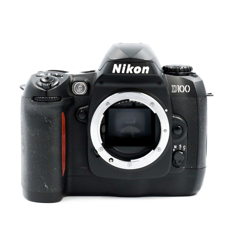 Used Nikon D100 Body Only