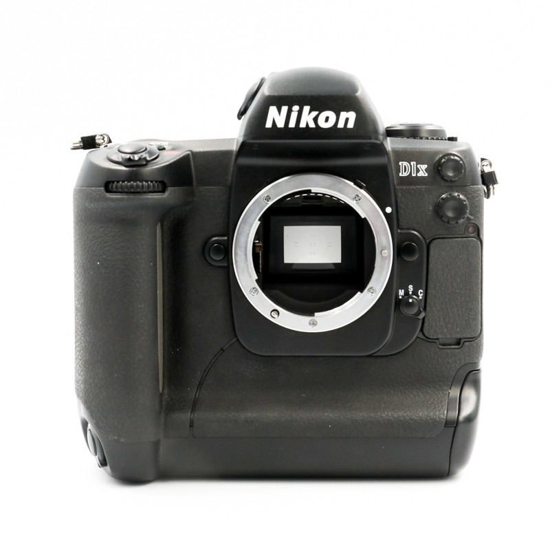 Used Nikon D1x body only