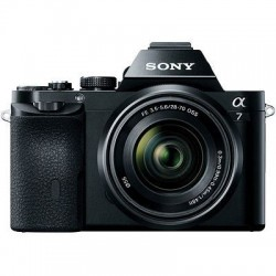 Sony Alpha A7 MKII Digital Camera + 28-70mm Lens