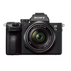 Sony Alpha 7 MKIII + 28-70mm Lens