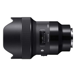 Sigma 14mm f1.8 DG HSM Art lens Sony E Mount