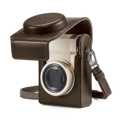 Leica Case C-Lux Case leather taupe