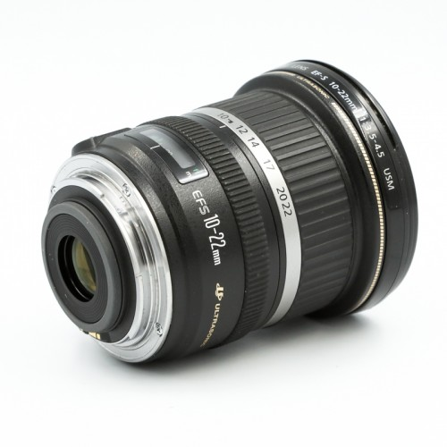 Used Canon EF-S 10-22mm f/3.5-4.5 USM