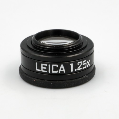 Used Leica 1.25x Viewfinder Magnifier