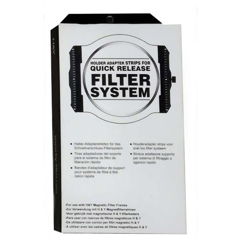H&Y Filter Holder Adapter Strips for Lee Filters 100mm system