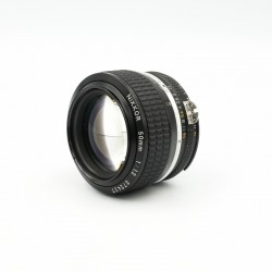 Used Nikon 50mm f1.2 Ai-s