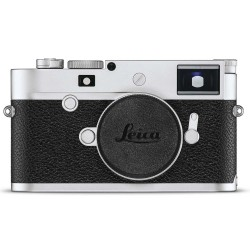 Leica M10-P Silver Chrome camera body