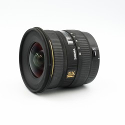 Used Sigma 10-20mm f4-5.6 DC HSM for Canon EF-S