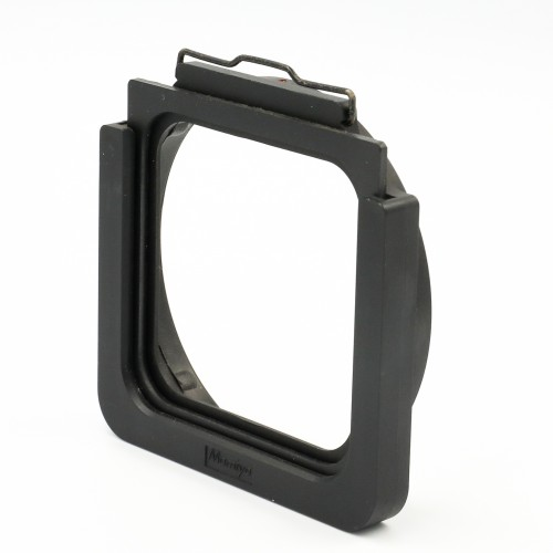 Used Mamiya Gel Filter Holder