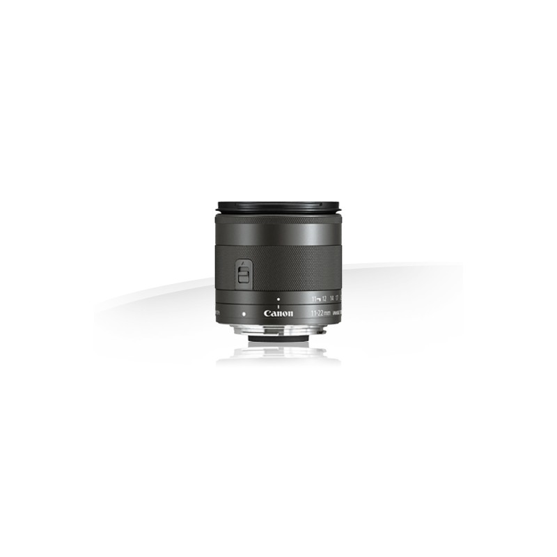 Canon EF-M 11-22mm f/4-5.6 IS STM Lens for EF-M