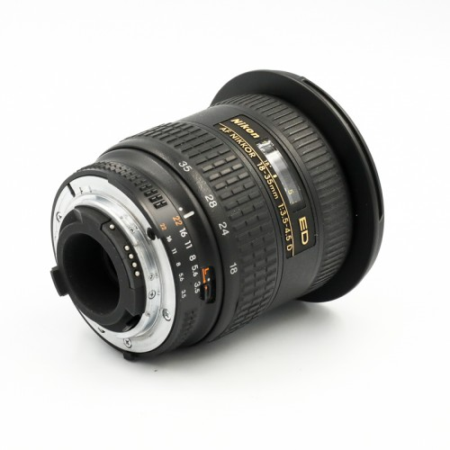 Used Nikon Zoom-Nikkor 18-35mm f3.5-4.5D ED IF