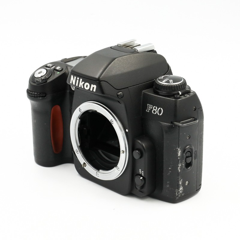Used Nikon F80 Body Only