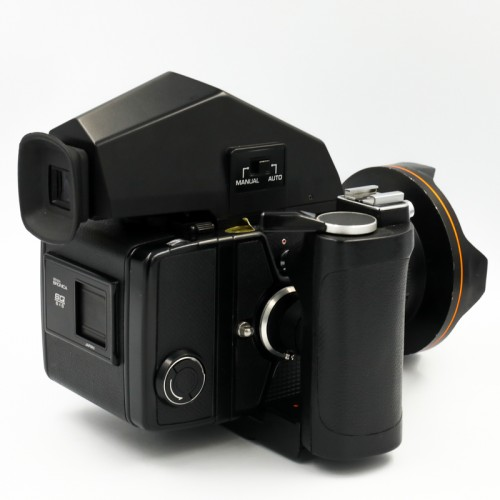 Used Bronica SQ-A Outfit