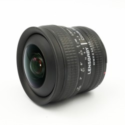 Used Lensbaby 5.8mm f3.5 Circular Fisheye for Canon EF