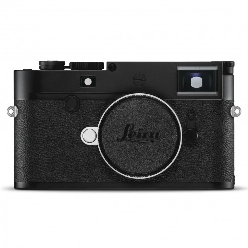 Leica M10-D Black Chrome camera body