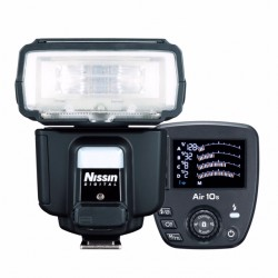 Nissin i60A & Air 10s Kit for Nikon