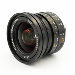 Used Leica Elmarit-M 21mm f2.8 ASPH 11135 and Viewfinder
