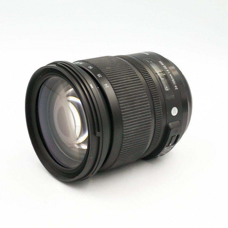 Used Sigma 24-105mm f4 DG OS HSM Art for Nikon
