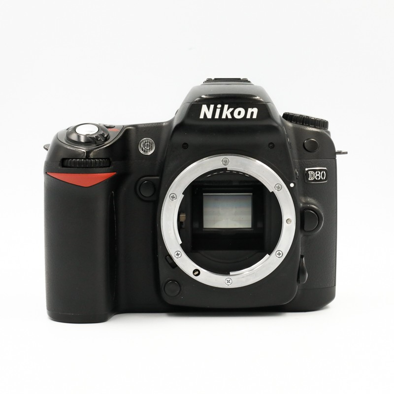 Used Nikon D80 Body Only