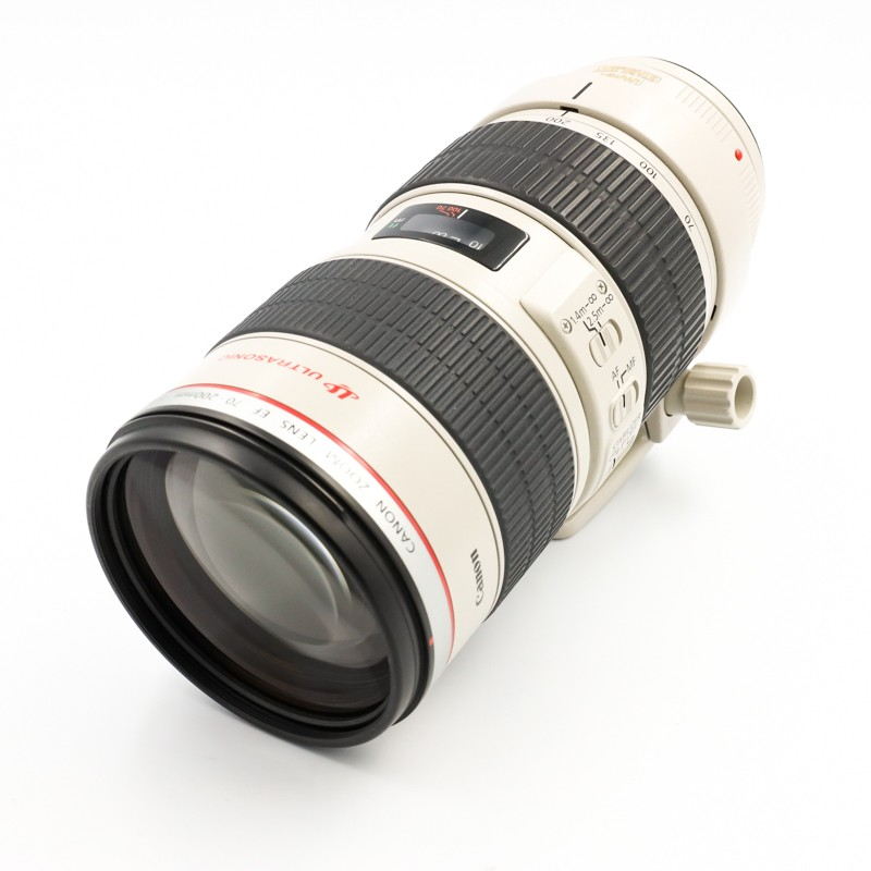 Used Canon EF 70-200mm f2.8L IS USM