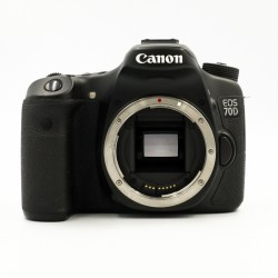 Used Canon EOS 70D 3195 shots