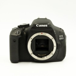 Used Canon EOS 600D Body Only